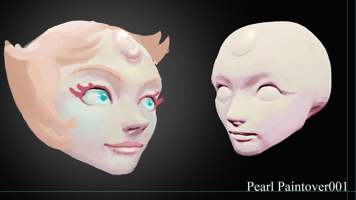 Pearl Paintoever2 by theblacklotus92
