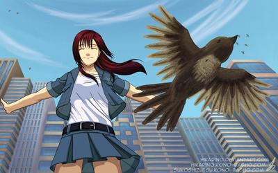 Soaring Vitality by Hikarino