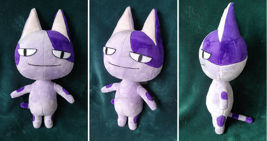 Image of: Pocket Camp Animal Crossing Bob The Cat Plush Prototype By Sharkarcade Deviantart Animal Crossing Bob The Cat Plush Prototype By Sharkarcade On