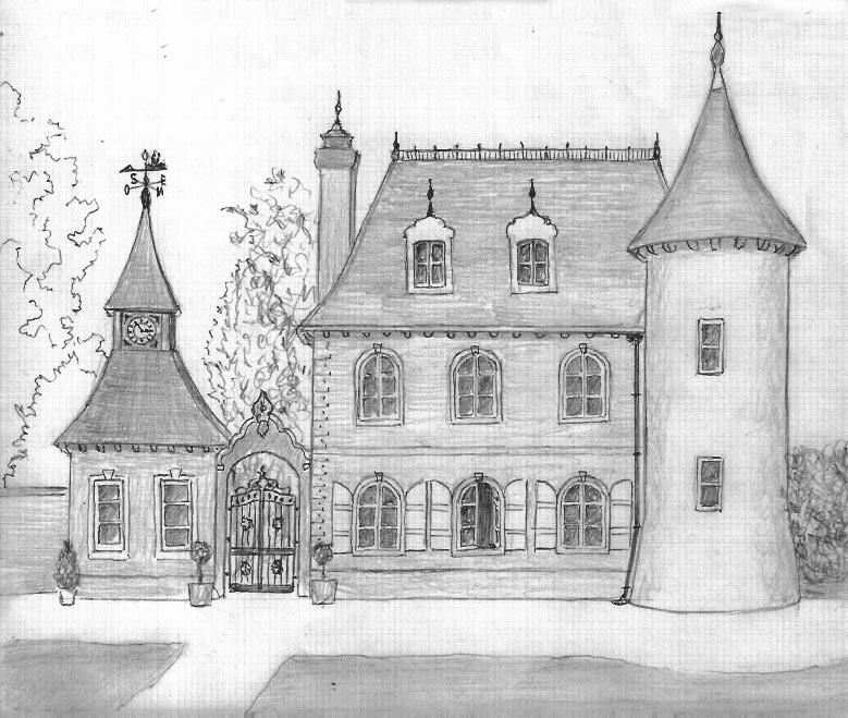 Chateau de Saint-Florac by ibdev