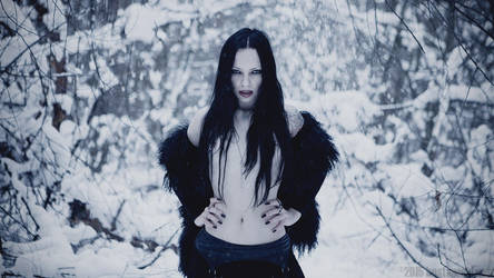 Winter Hexe by Koshka-Black