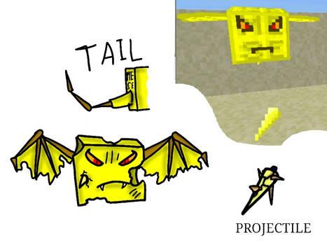 Mese Monster ReDraw Sketch