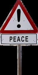 Riddled sign by EveBlackwoodStock