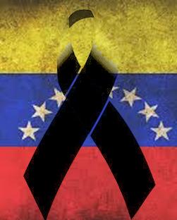 Venezuela de Luto by TaniaFJC