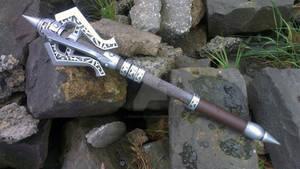 TES Skyrim: Steel Mace Prop Replica