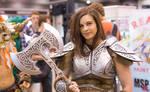 Skyrim Steel Armour Cosplay - PAX AUS 2014