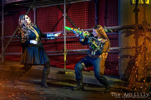 Fallout: Boom! Headshot!