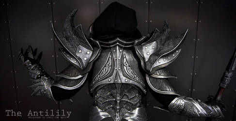Daedric Armor - Melbourne Oz Comic Con 2016