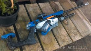 Overwatch - Ana Amari's Biotic Rifle