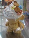 cookie-dough munny