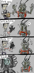 District 9, The Plot. by Ayej