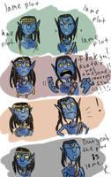 Avatar: lame plot by Ayej