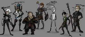 Dragon Age 2, 11
