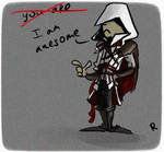 assassin's creed, request