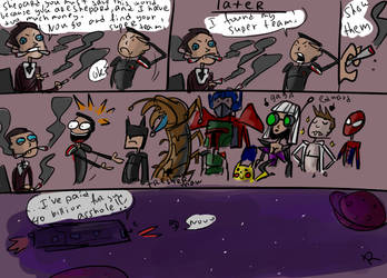Mass Effect 2, p. 2 by Ayej