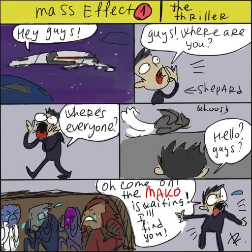 Mass Effect, p.7 by Ayej