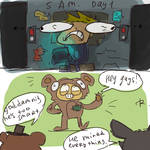five nights at freddy's, doodles