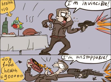 Wolfenstein: The New Order, doodles 1