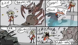 Legacy of Kain, doodles 24