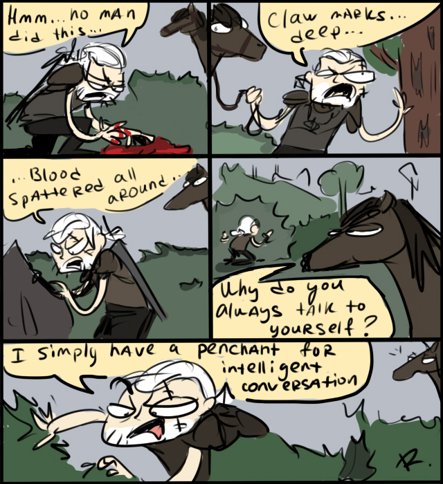 The witcher 3 doodles 48 by ayej on deviantart the witcher 3 doodles 48 by ayej solutioingenieria Image collections
