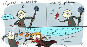 Dragon Age: Inquisition, doodles 9