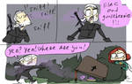 The Witcher 3, doodles 105