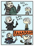 The Witcher 3, doodles 110
