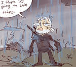 The Witcher 3, doodles 115