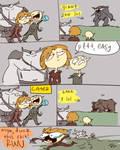 Dragon Age: Inquisition, doodles 14