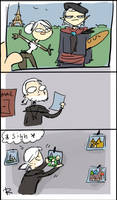The Witcher 3, doodles 147
