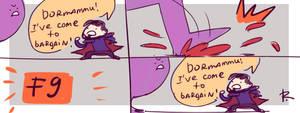 doctor strange, doodles 2