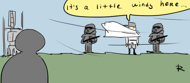 Rogue One, 19 by Ayej