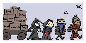 Darkest Dungeon, 1 by Ayej