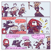 Darkest Dungeon, 12 by Ayej