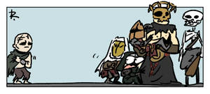 Darkest Dungeon, 13 by Ayej