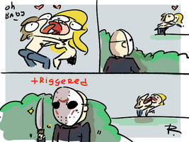 Friday the 13th by Ayej