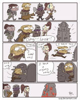 Darkest Dungeon, 18 by Ayej