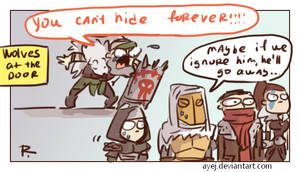 Darkest Dungeon, 19 by Ayej
