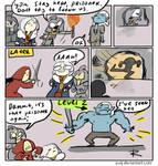 Oblivion, Doodles 17