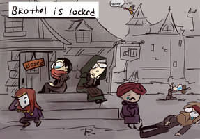 Darkest Dungeon, 23 by Ayej