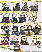 The Witcher 3, doodles 274