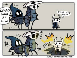 Hollow Knight, doodles 13 by Ayej