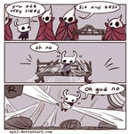 Hollow Knight, doodles 14