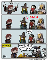 Darkest Dungeon, 28 by Ayej