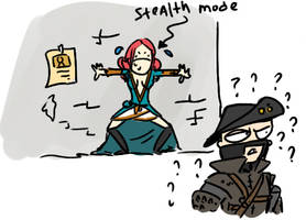The Witcher 3, doodles 315 by Ayej