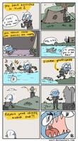 Oblivion, Doodles 23 by Ayej