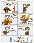 Bioshock Infinite, 2 by Ayej