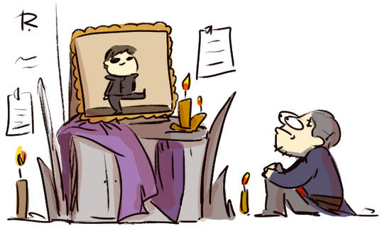dishonored, doodles 61