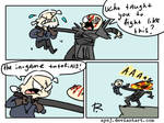 The Witcher 3, doodles 336
