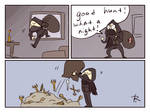 Thief 2014, doodles 6